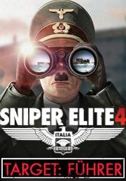 Sniper Elite 4 - Target Fã¼hrer