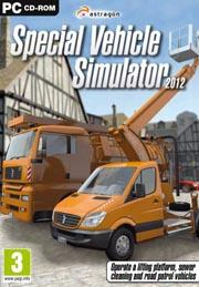 Special Vehicle Simulator 2012