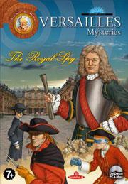 Versailles Mmysteries - The Royal Spy