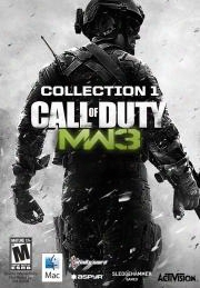 Call Of Dutyâ®: Modern Warfareâ® 3 Collection 1 (mac)