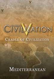 Civilization V - Cradle Of Civilization Map Pack: Mediterranean (mac)