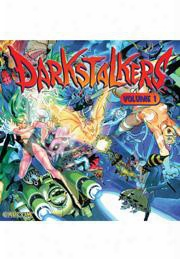 Darkstalkers Volume 1 (original Soundtrack)