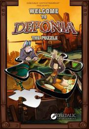 "Deponia �"" The Puzzle"