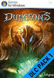 Dungeons: Into The Dark Dlc Pack