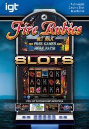 """Igtâ® Slots Fire Rubiesâ""""¢ (pc)"""