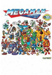 Mega Man Soundtrack Vol. 2