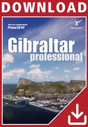 P3d V4 - Gibraltar Professional
