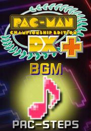 Pac-man Championship Edition Dx+: Pac-steps Bgm