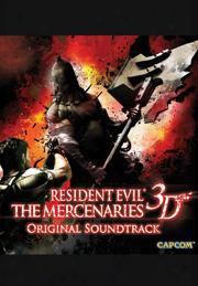 Resident Evil: The Mercenaries 3d (original Soundtrack)