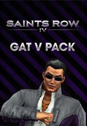 Saints Row Iv - Gat V