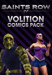 Saints Row Iv - Volition Comic Pack