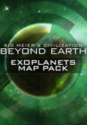 Sid Meier's Civilization: Beyond Earth Exoplanets Map Pack (mac & Linux)