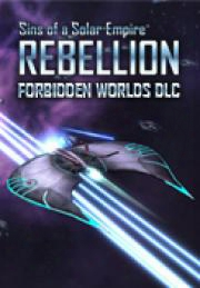 Sins Of A Solar Empireâ®: Rebellion - Forbidden Worlds Dlc