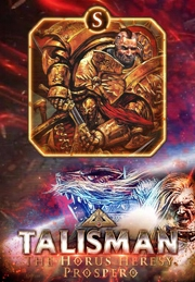 Talisman: The Horus Heresy - Prospero
