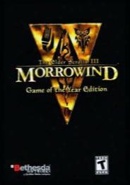 The Elder Scrolls Iii: Morrowindâ® Game Of The Year Edition