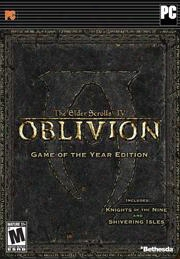 The Elder Scrolls Iv: Oblivionâ® Game Of The Year Edition Deluxe