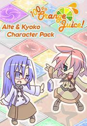 100% Orange Juice - Alte & Kyoko Character Pack