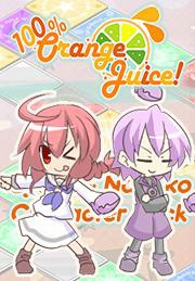 100% Orange Juice - Syura & Nanako Character Pack