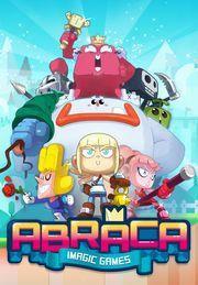 """Abraca �"""" Imagic Games"""