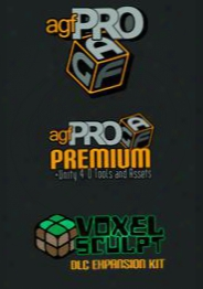 Axis Game Factory's Agfpro + Voxel Sculpt + Premium Bundle