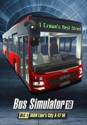 Bus Simulator 16 - Man Lion's City A47 M