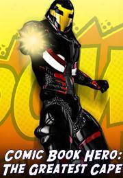 Comic Book Hero: The Greatest Cape