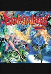 Darkstalkers Volume 4 (original Soundtrack)