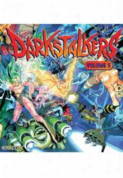 Darkstalkers Volume 5 (original Soundtrack)