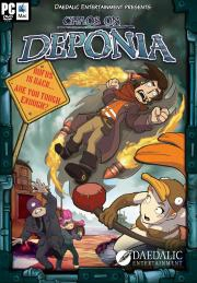 Deponia 2: Cha Os On Deponia