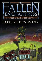 "Fallen Enchantress: Legendary Heroes �"" Battlegrounds Dlc"