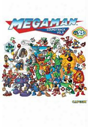 Mega Man Soundtrack Vol. 8
