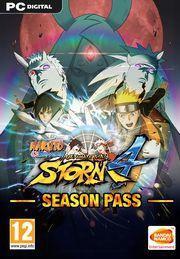 "Naruto Shippuden: Ultimate Ninja Storm 4 �"" Season Pass"