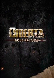 "Omerta: City Of Gangsters �"" Gold Edition"