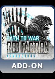 Red Faction Armageddon Path To War Dlc