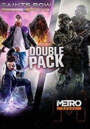 Saints Row / Metro Double Pack