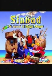 Sinbad - In Search Of Magic Ginger