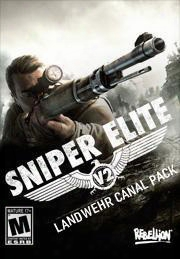 Sniper Elite V2 The Landwehr Canal Pack Dlc