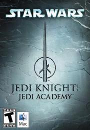 """Star Warsâ""""¢ Jedi Knight - Jedi Academyâ""""¢ (mac)"""