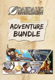 The Daedalic Adventure Bundle