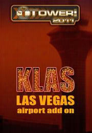 Tower 2011 Las Vegas Klas Airport Add-on