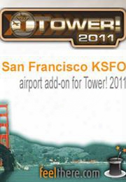 Tower 2011 San Fracisco Ksfo Airport Add-on