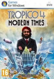 Tropico 4 Modern Times Expansion Pack