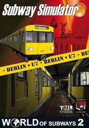"World Of Subways 2 �"" Berlin Line 7"