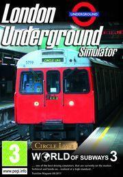"""World Of Subways 3 �"""" London Underground Circle Line"""
