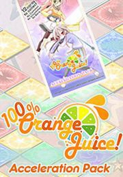 100% Orange Juce Acceleration Pack