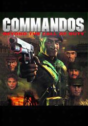 Commandos Beyond The Call Of Duty