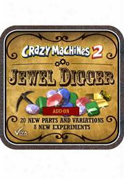 Crazy Machines 2 Add-on: Jewel Digger