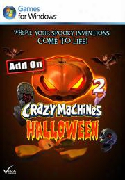 Crazy Machines 2: Halloween (add-on)