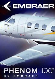 Fsx: Embraer Phenom 100 Add-on