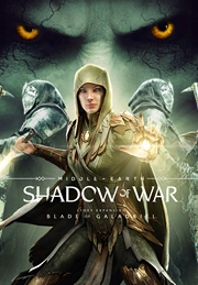 """Middle-earthâ""""¢: Shadow Of Warâ""""¢ - The Blade Of Galadriel Story Expansion"""